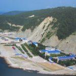 Вид на лагерь
